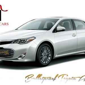Bulletproof Toyota Sedan Cars for sale Philippines - GTI Armored